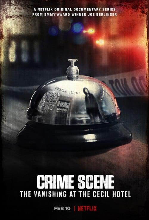 na miejscu zbrodni zaginięcie w hotelu cecil dokmuent netflix recenzja film sztukmix