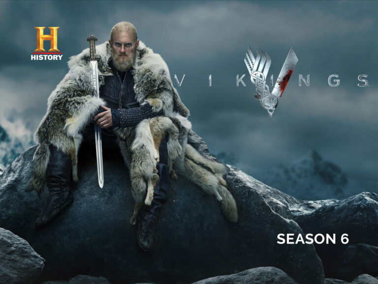 wikingowie sezon 6 serial hisotry netflix sztuk mix