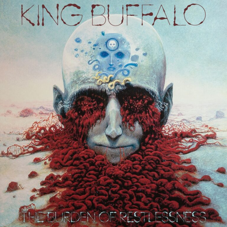 king-buffalo-The-Burden-Of-Restlessness-muzyka-recenzja